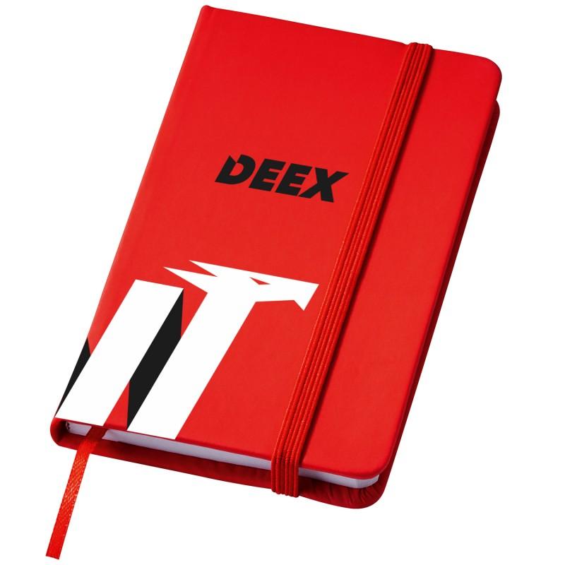(Скоро) Блокнот Deex Касный вер.2